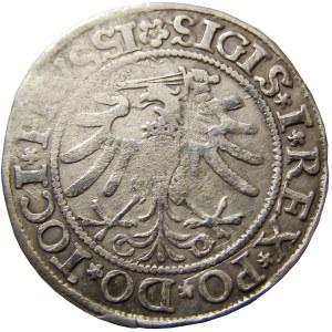 Zygmunt I Stary, grosz 1533 PRVSSI, Elbląg