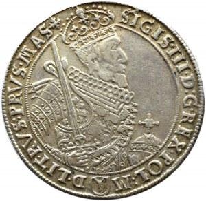 Zygmunt III Waza, talar 1628, Bydgoszcz, Dostych R4