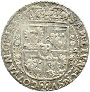 Zygmunt III Waza, ort 1622, Bydgoszcz, piękny!