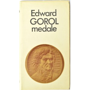 E. Gorol, Medale, Wydawnictwo MON Warszawa 1982