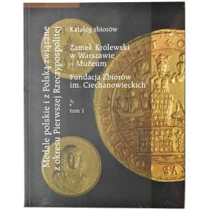 Praca Zbiorowa. Medale polskie i z Polską związane z okresu pierwszej Rzeczpospolitej