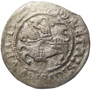 Zygmunt I Stary, półgrosz 1521, WILNO, LITVNIE, RRRR