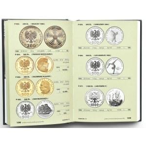 J. Parchimowicz, katalog monet polskich, obiegowych i kolekcjonerskich od 1916, Nefryt, Szczecin 20211