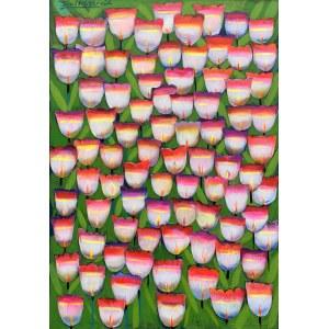 David Pataraia, Moje Tulipany są piękne2021