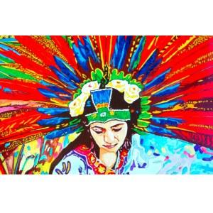 Zdzisław Chlebowski, Mexican Girl 2021