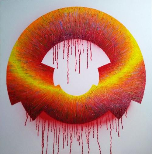 Kuba Janyst (ur. 1978), CR7, z cyklu: Meditations, 2021