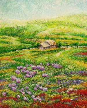 Natasza Mirak (ur. 1976), Weekend na wsi, 2021