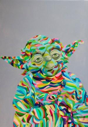Paweł Dąbrowski (ur. 1974), Yoda, 2021