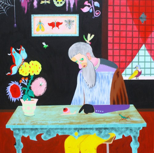 Mariusz Drabarek (ur. 1979), Kolekcjoner (Entomolog), 2021