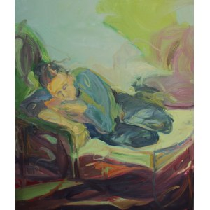 Katarzyna Pitek (ur. 1996), Śpiąca, 2019