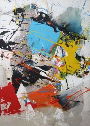 Małgorzata Pabis (ur. 1980), Traces of You, 2021