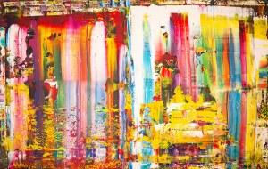 Dominik Smolik (ur. 1982), Abstract space I, 2021