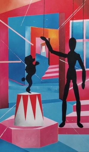 Ewelina Grabowska (ur. 1992), Marionette, 2021