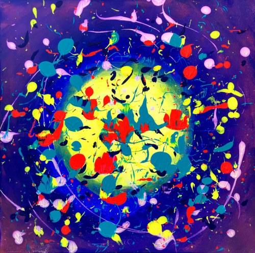 Marta Dunal (ur. 1989), Cosmic energy, 2021
