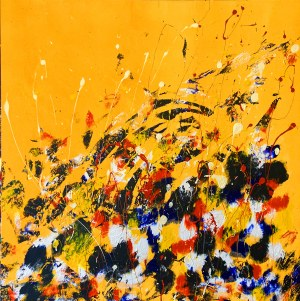 Marta Dunal, Orange Dream, 2021