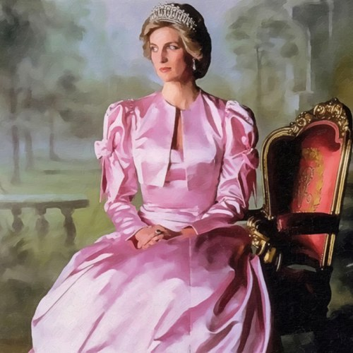Andrzej Andrychowski, Lady Diana, 2020