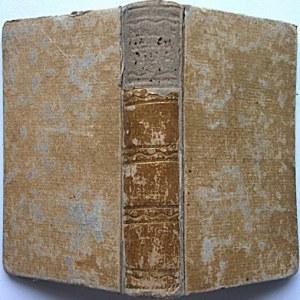 HELVETISCHER CALENDER für das Jahr 1791. Zürich den Deszner? Format 6/10 cm. s. [18] k., [6] k....