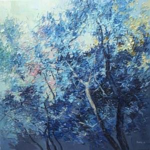 Olena HORHOL (ur. 1994), Blue