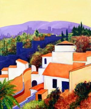 Weronika LIPKA ur. 1992, Słoneczne wzgórza, 2021