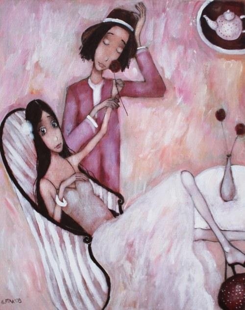 Grzegorz Ptak, Zapach miłości, 2008