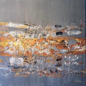 Marta Dunal, Silver sculpture, 2020