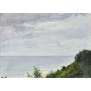 Irena WEISS – ANERI (1888-1981), Brzeg morski