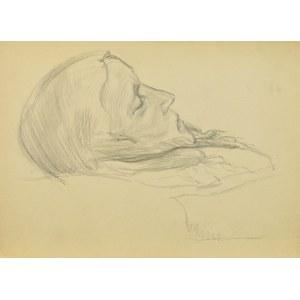 Kasper POCHWALSKI (1899-1971), Głowa Chrystusa Wawelskiego