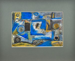 Eugeniusz TUKAN - WOLSKI (1928-2014), Kompozycja