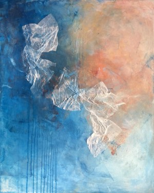 Joanna Wietrzycka, Touch of heaven, 2020r.