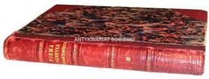 SIENKIEWICZ- PISMA HENRYKA SIENKIEWICZA t.2: LISTY Z PODRÓŻY wyd. 1884 półskórek