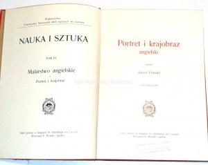 POTOCKI- PORTET I KRAJOBRAZ ANGIELSKI