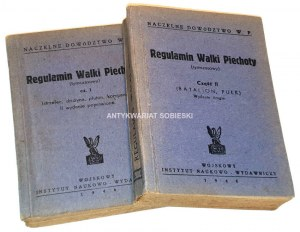 MON REGULAMIN WALKI PIECHOTY cz.1-2