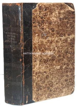 SUROWIECKI- KOMENTARZ CZYLI WYKŁAD NOWEJ KSIĄŻKI OBJAWIEŃ wyd. 1820 masoneria