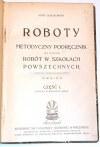 GORZKOWSKI- ROBOTY METODYCZNY PODRĘCZNIK cz. 1