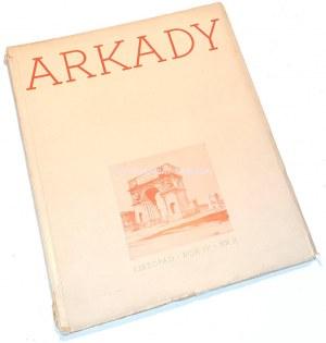 ARKADY rok IV, nr. 11