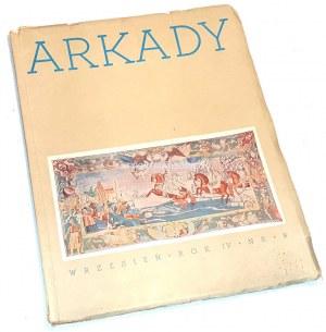 ARKADY rok IV, nr. 9