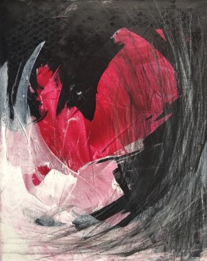 Joanna Wietrzycka, Veiled desires, 2021