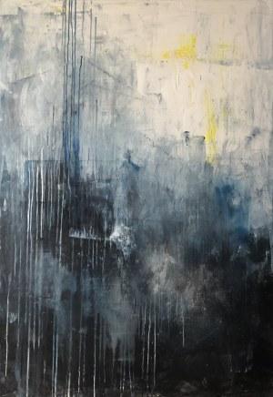Joanna Wietrzycka, Walk in the rain, 2021