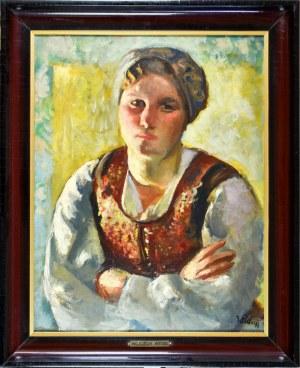 Wojciech WEISS (1875-1950), Helena