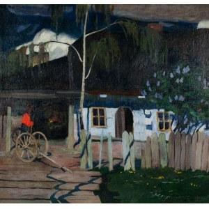 Henryk SZCZYGLIŃSKI (1881-1944), Pejzaż z Bronowic