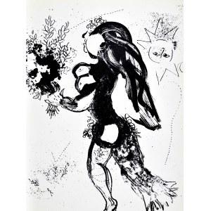 Marc CHAGALL (1887 - 1985), L'Offrande