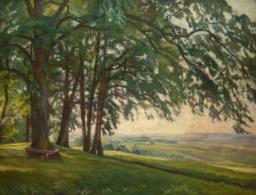 Stanisław KAMOCKI (1875-1944), Pod słońce