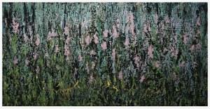 Izabela Drzewiecka, W zaciszu ogrodu, 2021
