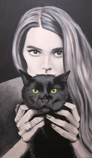 Karolina Fox, On The Greener Side, 2017