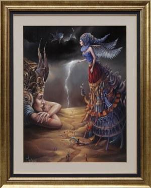 Tomasz Sętowski, Goddess of storms