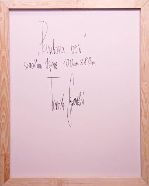 Tomasz Sętowski, Pandora box, 2021