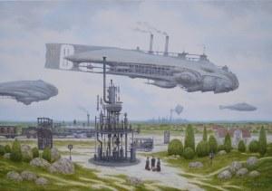 Vadim Voitekhovitch, Wschodni wiatr, 2021