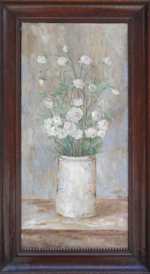 Tadeusz Makowski, Fleurs Paris, 1920
