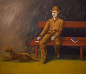 Jarosław Modzelewski, Pan z psem, 2021