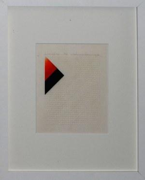 Jerzy Grabowski, Podział struktury – forma stagnacyjna, 1984